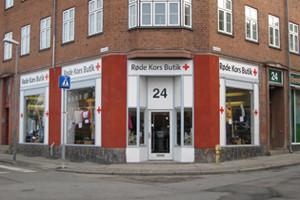røde Kors butikken-300